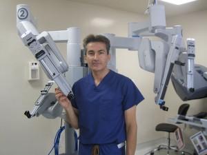 Dr Iraniha Robotic Surgery Expert