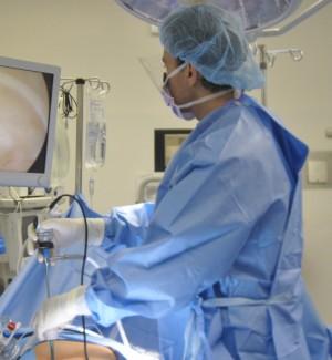 Dr Iraniha in Surgery