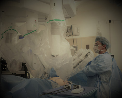 Robotic Colorectal Surgery