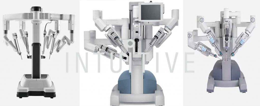 da Vinci Robotic System By Dr. Iraniha